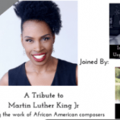Valerie Gay & Friends In Recital: A Tribute to Martin Luther King, Jr.