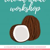 CAGE Presents Khmer Dance Workshop on February 11