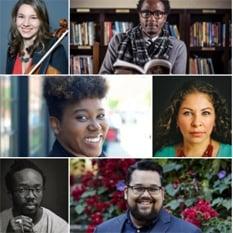 Michelle Angela Ortiz Receives the Kennedy Center Citizen Artist Fellowship