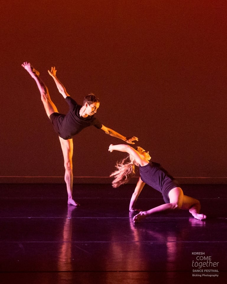 Anne-Marie Mulgrew and Dancers Company