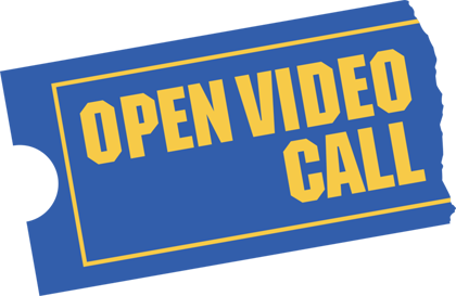Open Video Call Screening at ICA
