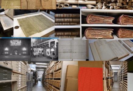 Call to Artists/Request for Qualifications: City Archives Relocation