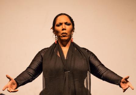 Pasión y Arte Performs The Barnes with Raquel Heredia
