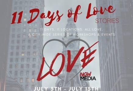 11 Days of Love Stories Begins July 5