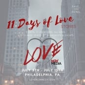 11 Days of Love Stories Begins July 5