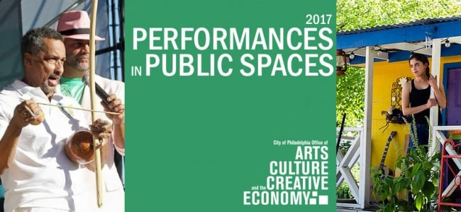 Performances in Public Spaces