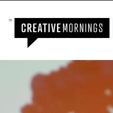Creative Mornings Breakfast Lecture with Sara Zia Ebrahimi