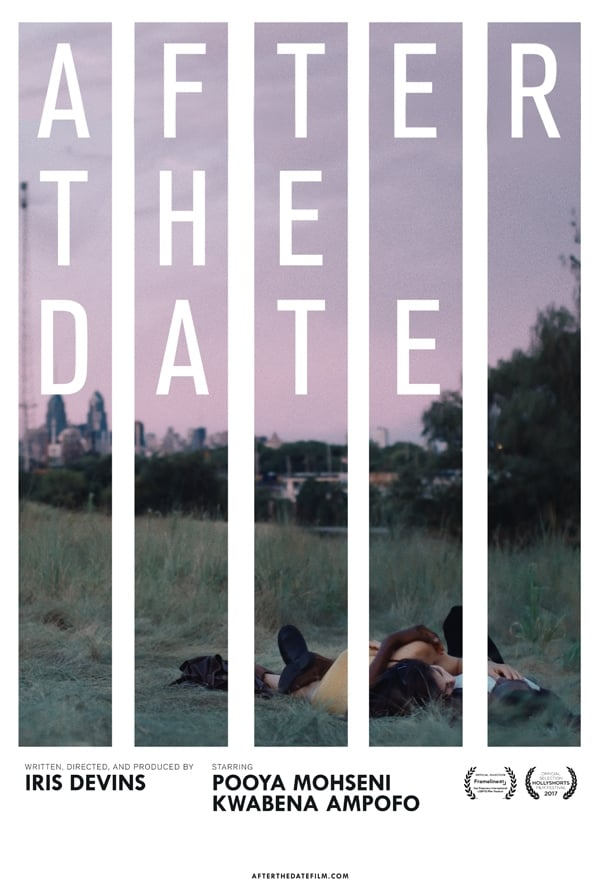 After the Date Screens at Hollyshorts Film Festival