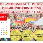 Asian Americans United Seeks Volunteers and Performers for Mid Autumn Festival