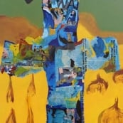 Patricia Goodrich Celebrates Painting and Poetry in Romania