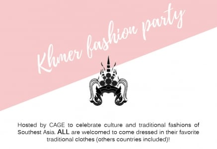 Khmer Fashion Party & Photo Shoot