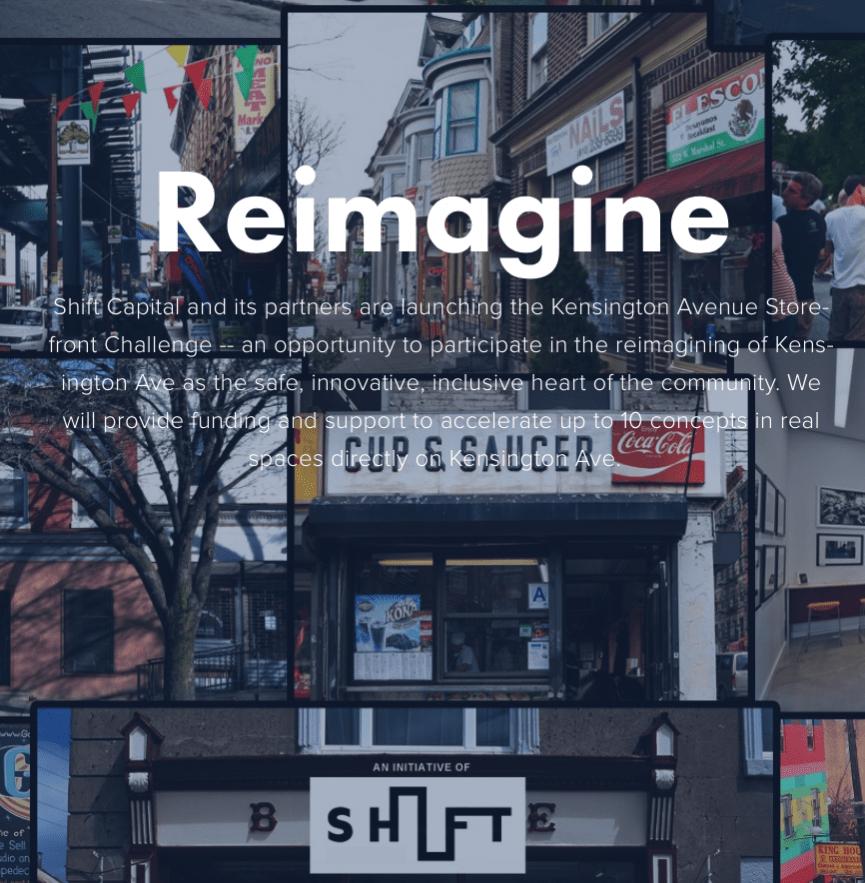 Kensington Avenue Storefront Challenge