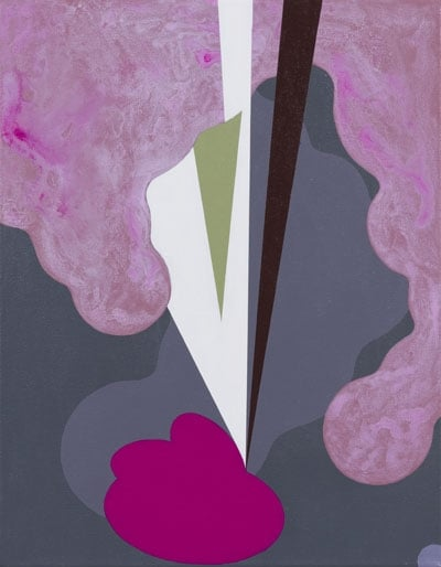 Alice Oh Exhibits Paintings at Rosemont College