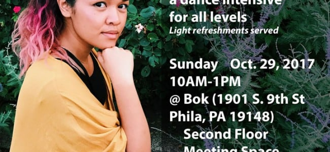 Khmer Classical Dance Master Class with Lanica