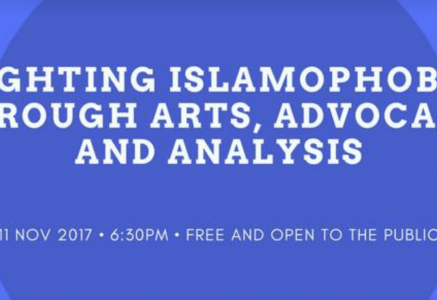 Fighting Islamophobia through Arts, Advocacy, and Analysis