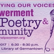 Amplifying our Voices: Empowerment through Poetry and Community