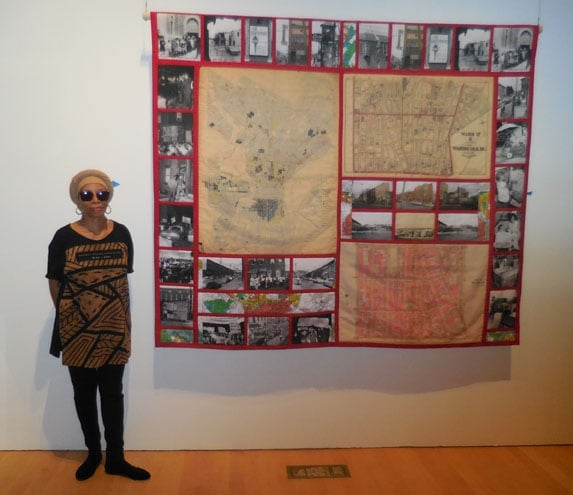 Textiles as Social Commentary With Betty Leacraft