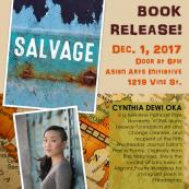Cynthia Dewi Oka Launches New Book, Salvage