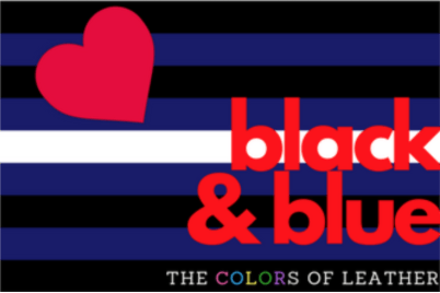 Call For Art for Black & Blue, The Colors of Leather