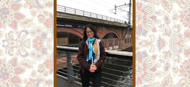 Refugee Stories: Reading and Conversation with Indah Nuritasari