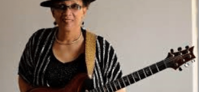 An Afternoon with Monnette Sudler