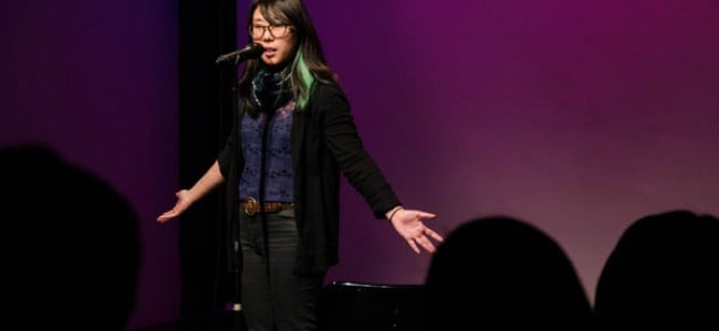 Spring Asian American Artist Town Hall