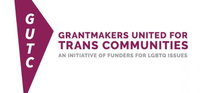 Grantmakers United for Trans Communities Leadership Development Fellowship Program