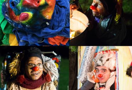 Seven-Week Pochinko Clown Workshop