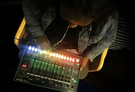 Kara Crombie Leads Music Production Workshop for Middle and High School Girls