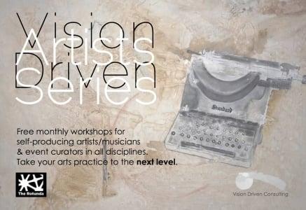 Vision Driven Artists Presents: Intermediate Grant Writing