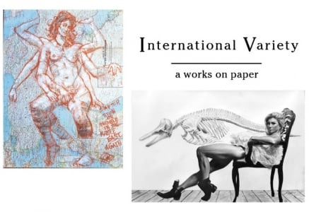 Ava Blinz (ACG '08) featured in James Oliver Gallery & HOT•BED Present: INTERNATIONAL VARIETY