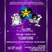 "Dinita Clark (LTA '17) Presents ""SOLEFULL"" A Night of Sharing"
