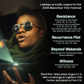 Leeway at BlackStar Film Festival