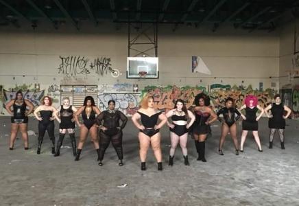 Sister Bear Burlesque Brings Femme Centered Fat Positivity