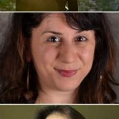 Sara Zia Ebrahimi and Heidi Saman Talk Funding At Scribe Video Center
