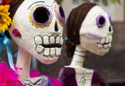 Día de los Muertos Celebrations at Fleisher Art Memorial