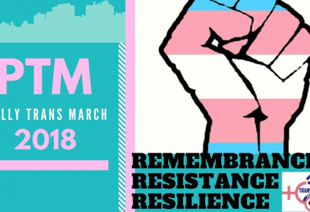 8th Annual Philly Trans March