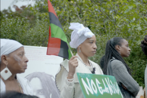 WATCH: Activists Take Back the Street Named After Wilson Goode