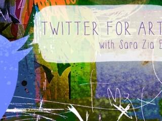 Workshop: Twitter for Artists