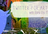 Workshop: Twitter for Artists