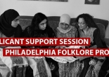 Applicant Support Session in West Philadelphia