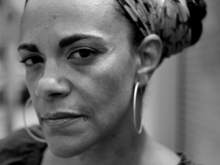 Leeway Foundation Co-presents Ursula Rucker at First Person Arts Fest