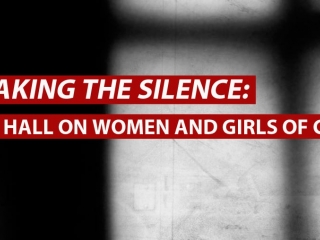 Breaking the Silence: Town Hall on Women and Girls of Color