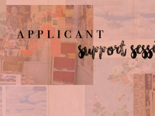 Applicant Support Session in West Philly