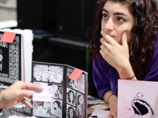 Zines for Social Change: A Conversation and Workshop with Leila Abdelrazaq