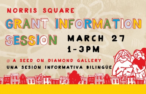 Bilingual Grant Information Session in Norris Square