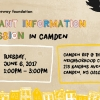 Grant Information Session in Camden