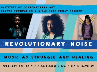 revolutionary noise: music as struggle and healing