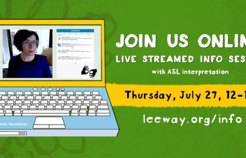 Live Streamed Info Session