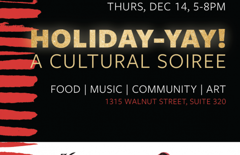 Leeway, CultureWorks, Bread and Roses and Philly PR Girl Present Holiday YAY